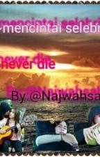 mencintai selebriti by Najwahsalamah