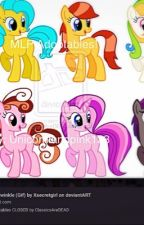 MLP Adoptables by Unicornlandpink123