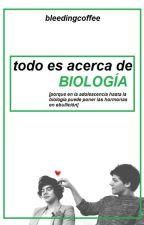 Todo es acerca de biología» Larry Stylinson (One-shot) by bleedingcoffee