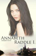 Annabeth Raddle - dcera nejmocnějšího černokněžníka by Nikky3110