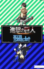 Attack On Titan & Blue Exorcist Pics by Phoenix_DragonSlayer