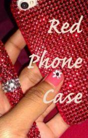Red Phone Case by crabbyabbyy