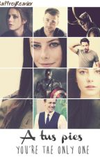 A Tus Pies (Loki,SteveRogers,Tony Stark & Tu) (TERMINADA) by katedoppelganger