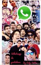 Whatsapp de Youtubers by Sofy_Doblas
