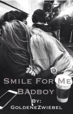 Smile for me Badboy by GoldeneZwiebel