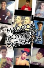 MAGCON one shots(boyxboy) by ITS_BEAUTIFUL_OK