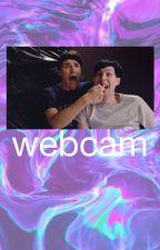 webcam // mashton + cashton by pigletmichael