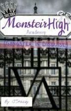 Monsteir High Academy by IJStacey