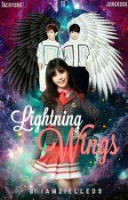 Lightning Wings by iamzielle09