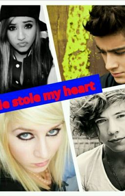He Stole My Heart (Harry Styles And Zayn Fanfic)