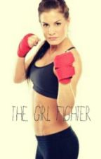 The girl fighter by dcgarc1a