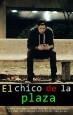 El chico de la Plaza  by MilenaApeaYauri