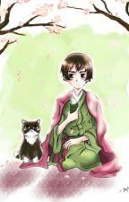 Japan cat x reader by ender1027