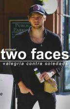 two faces; lrh by pinkmxtel