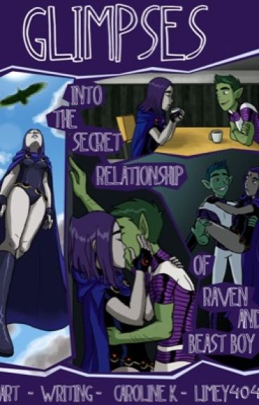 beastboy and raven relationship fanfiction percy