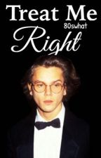 Treat Me Right // River Phoenix (on hold) by 80swhat