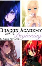 Dragon Academy: Only The Beginning by FabulousCakeMaster