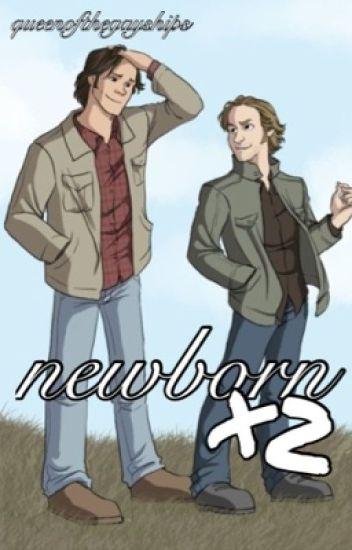 Newborn x2 (Sabriel & Destiel)