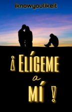 ¡Elígeme a mí! ♥Dylan O'brien y tú♥ (EN EDICIÓN) by IKnowYouLikeIt