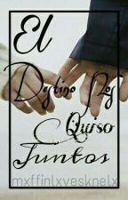 El Destino Nos Quiso Juntos《J.C.》 by brxdmysunshine