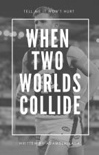 When Two Worlds Collide | Marc Murphy by cryingintheclub3