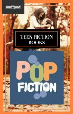 Pop Fiction Books (ALL PUBLISHED BOOKS) by anotherDUDE