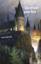 Harry Potter: ce n'est pas fini by marionburra