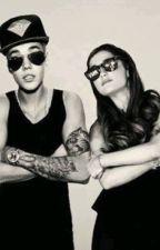 True love? || JUSTIN BIEBER & ARIANA GRANDE || COMPLETATA by portamicontetiprego