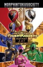 Power Rangers Ancient Age by eddmspy