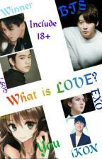 What is LOVE? by SHS_Ji_Hye