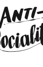 Anti-socialite by slesingerova_