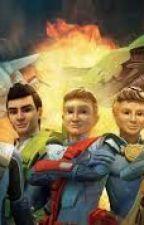 F.A.B Thunderbirds! by ShadowGD