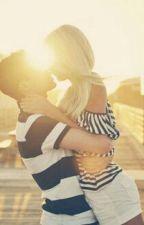 My first love by ElieInTheWonderland