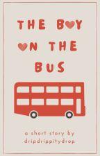 The Boy On The Bus by dripdrippitydrop