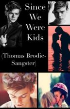 Since We Were Kids (Thomas Brodie-Sangster) by kiddieharriers