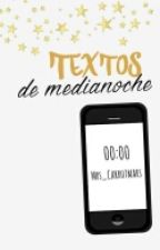 Textos de Medianoche © by Mrs_CarrotMars