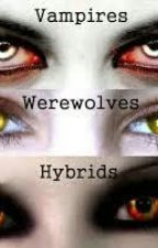 The Hybrid's Chosen by Unique_Nickystunner