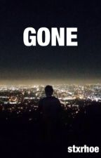 gone | m.c by stxrhoe