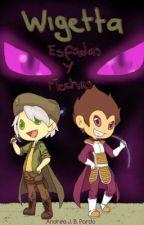 Wigetta - Espadas y flechas by Rewncet