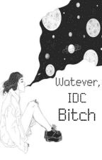 •WHATEVER, IDC BITCH• | rants by Hideness