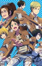 ATTACK ON TITAN FANFICTION!!!! by _Little_Snow_Neko16_