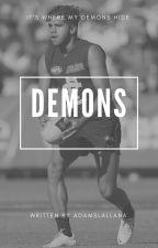 Demons | Clem Smith by _BubblesInTheSky_