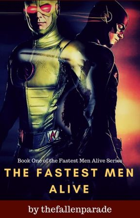 Fastest Men Alive (Harrison Wells vs Barry Allen) (Going Under Revision) by thefallenparade