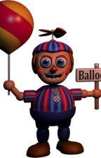 FNAF Origins: Balloon Boy by ThePlanetNeptune