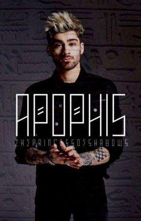 Apophis |Z.M by ThePrincessOfShadows
