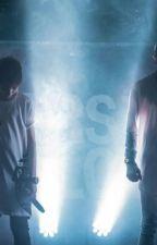 Solo Paso (Leondre Devries, Charlie Lenehan, Screamau, Thomas Sangster) by Karla_Devries12