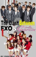 The Clash of EXO and Girls Generation [Book 2] by AlizaLyca