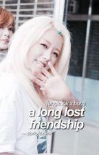 » a long, lost friendship | j.j.k & y.b.m {on hold} by dorkykookie