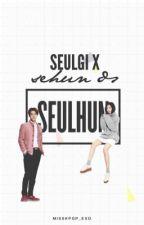 Sehun X Seulgi = SeulHun by lottemilkis