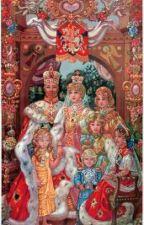 The Resurrection  of the Romanovs by Ace_Nebula